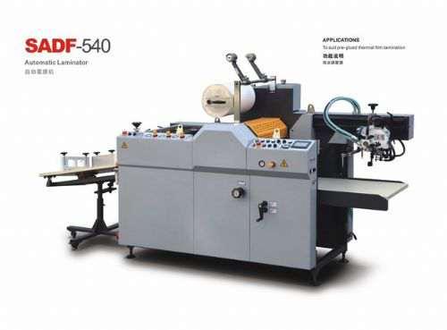 silk lamination machine