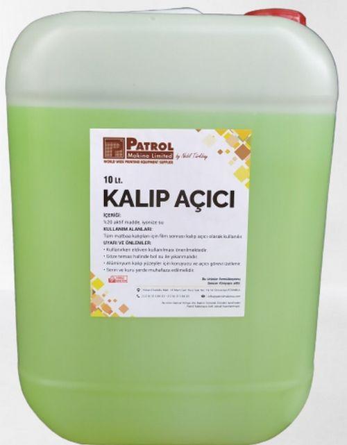 KALIP AÇICI (10 LT.)
