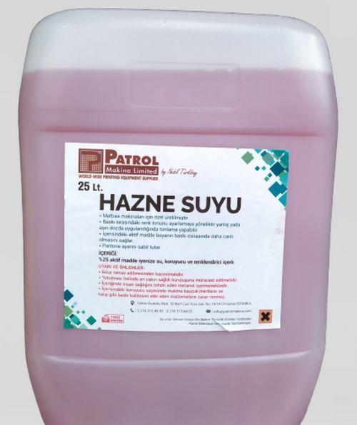 HAZNE SUYU (25 LT.)